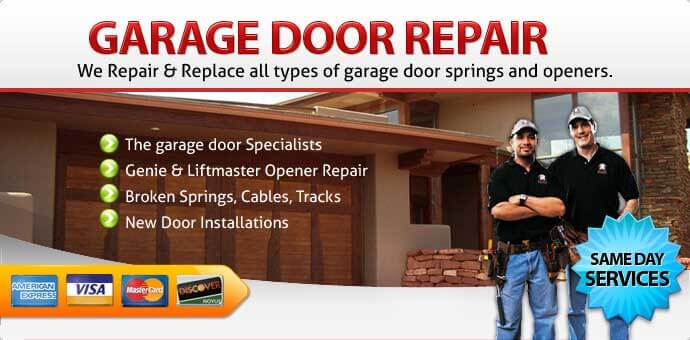 garage door repair Cooper City FL